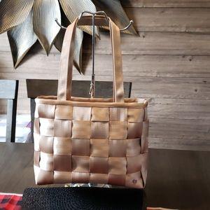 Harveys seatbelt bags, large tote, tan